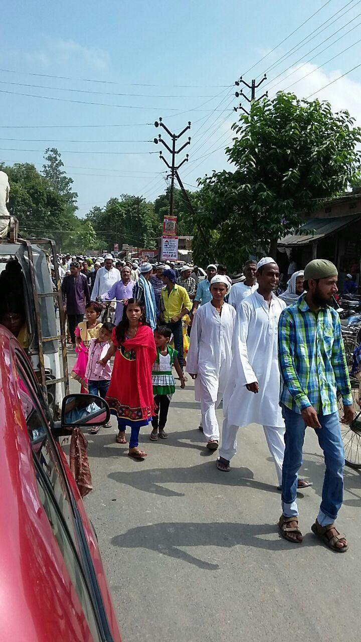 Eid at Madhepura