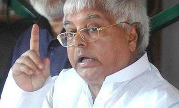 lalu-prasad-yadav in fasting