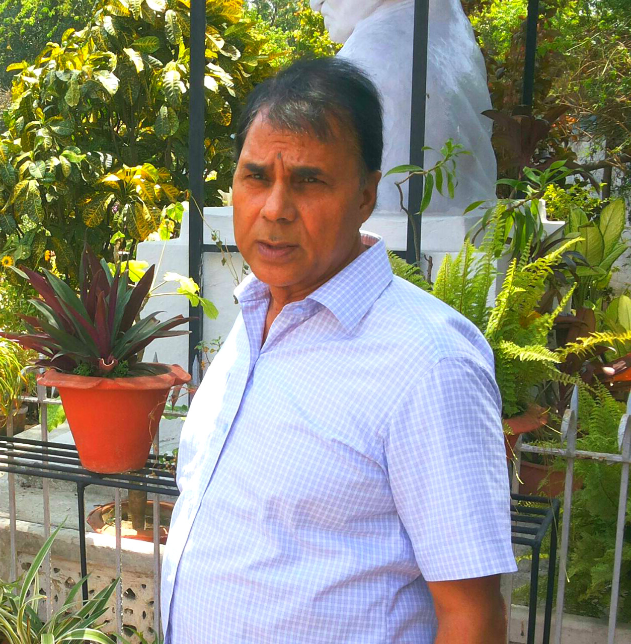 Educationist Dr.Bhupendra Madhepuri
