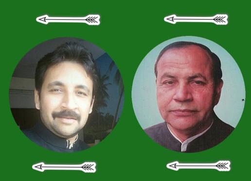 Nikhil Mandal and Siyaram Yadav JD(U) Madhepura