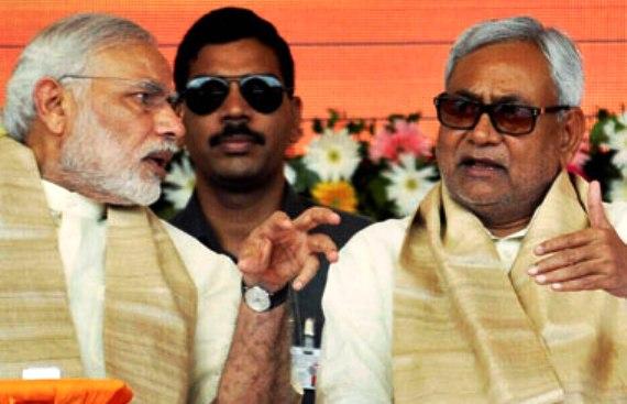Modi & Nitish