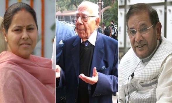 Misa, Ram Jethmalani & Sharad