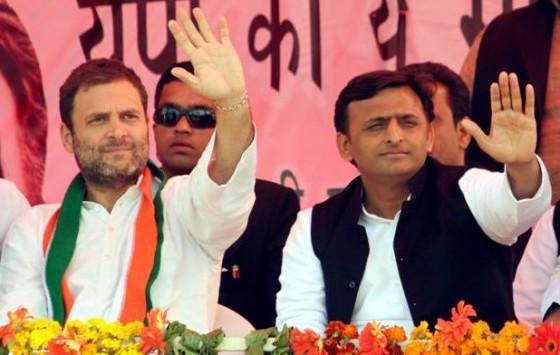 Rahul Gandhi-Akhilesh Yadav