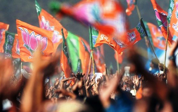 BJP Victory in UP