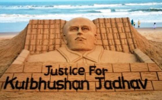 Justice for Kulbhushan Jadhav
