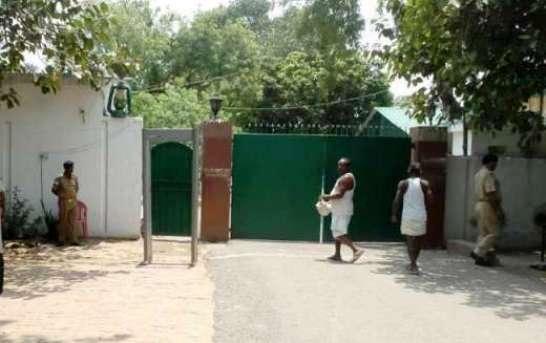 Lalu Residence at Patna