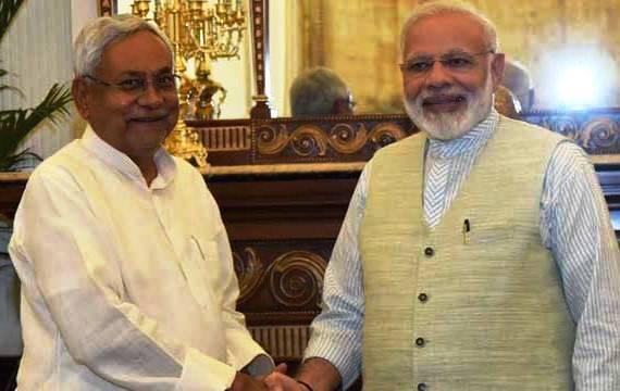 Nitish-Modi Meet
