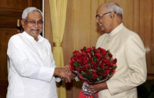 Nitish-Kovind