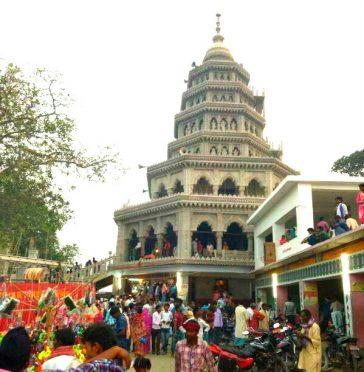 Baba Vishuraut Mandir, Charwahadham Pachrasi Bathan, Chusa.