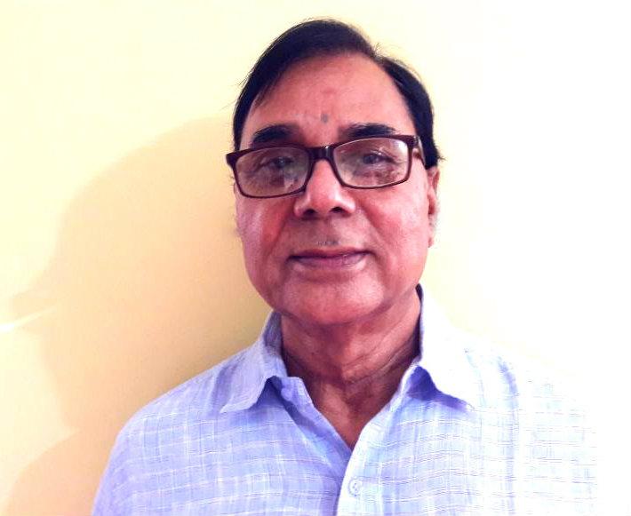 Educationist Dr.Bhupendra Madhepuri.