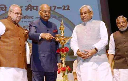 President Kovind in Patna