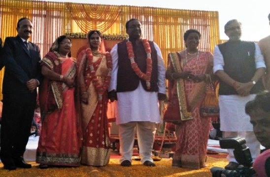 Sushil Modi Son's Marriage