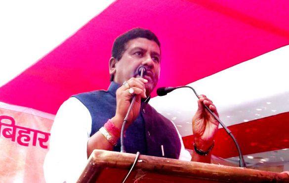 Bihar MLC Sanjiv Kumar Singh