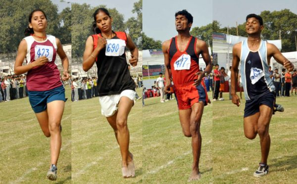 Athletics promotion by Government of Bihar.