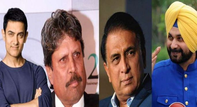 Aamir-Kapil-Gavaskar-Siddhu invited in Imran Khan oath ceremony at Pakistan.