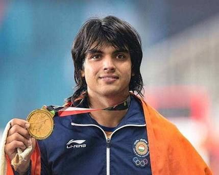 Neeraj Chopra won gold medal in Jakarta Asian Games.