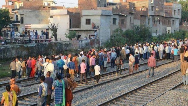 Amritsar Tragedy 2018