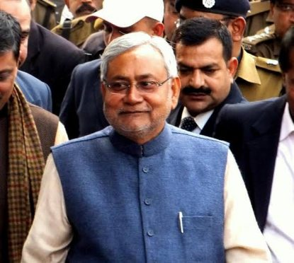 Nitish government passed Land Transfer Act .