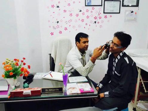 Dr.Abhijit Jha (Dermatologist)