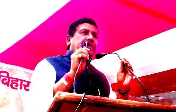 MLC Dr.Sanjeev Kumar Singh