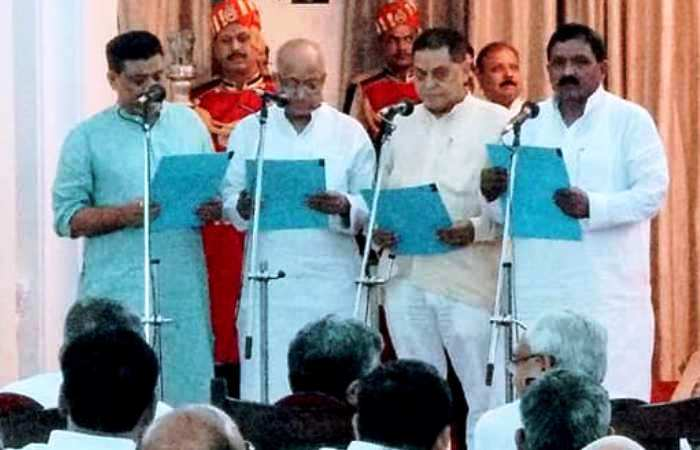 Nitish Cabinet Expansion.