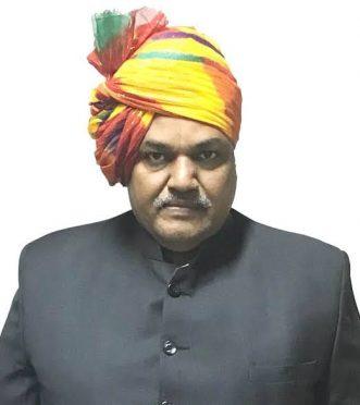 Ashish Saxena (IAS) MP