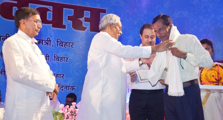 CM Nitish Kumar in Shikshak Diwas Samaroh_012