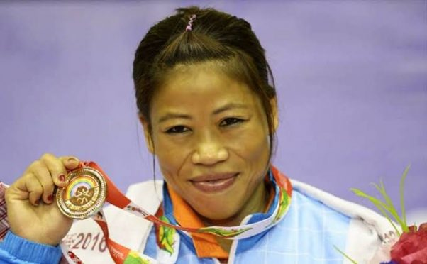 Mary Kom won Bronze in Boxing Championship in Turkey.
