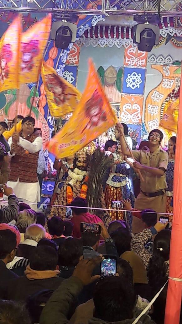 Khatu Shyam Mahotsav at Jeevan Sadan, Madhepura.