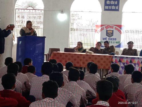 Police Week at Madhepura.