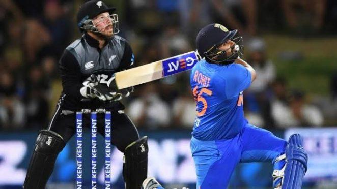 Rohit Sharma India vs Newzealand T20