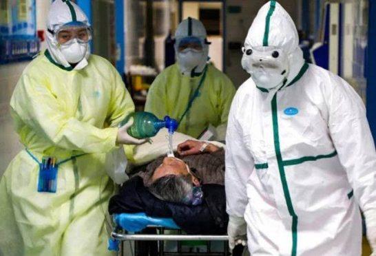 Covid-19 patient in bihar