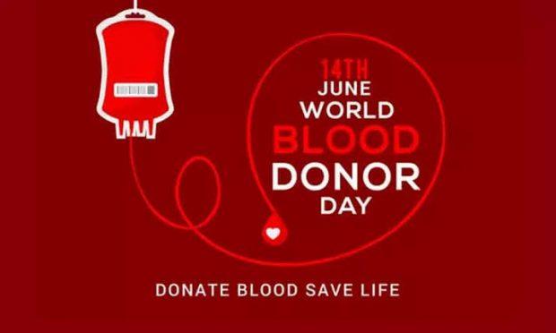 World Blood Donars' Day- 2020