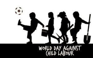 World Day against Child Labour- 2020