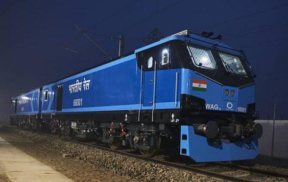 Most powerful rail engine of the world from Madhepura.