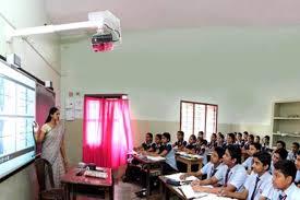Fully digitised classes in Kerela.