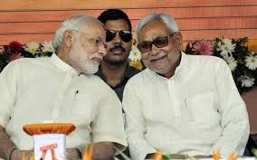 Nitish and Modi_ Election Bihar 2020