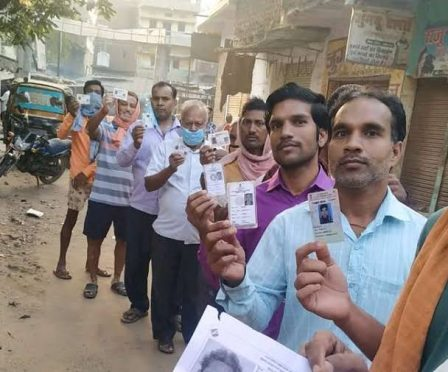 1st phase bihar election