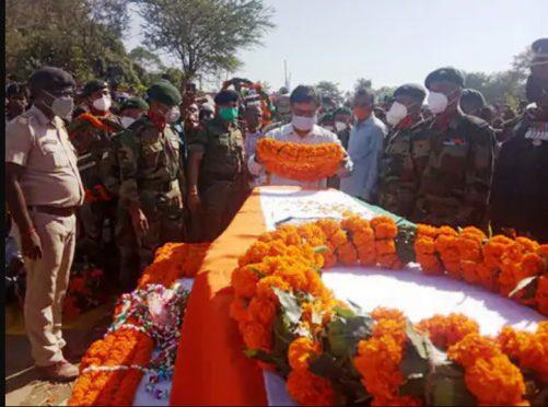 Shahid Captain Ashutosh last moment