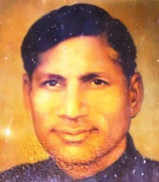 samvidhan Sabha Sadasya Kamleshwari Prasad Yadav.