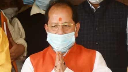 Speaker Vijay Kumar sinha