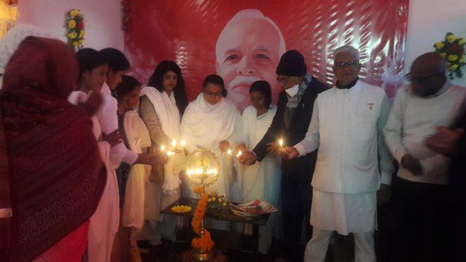 Brahma Kumari Shukh Shanti Bhawan.