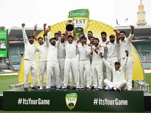 Australia vs India Test cricket