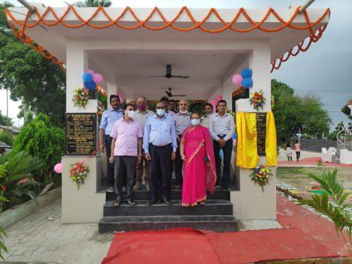 Dr.Mahavir Pratibh Peeth Inauguration at BNMV.Commerce College Madhepura.