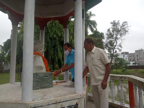 103rd Punyatithi of Rasbihari Lal Mandal.