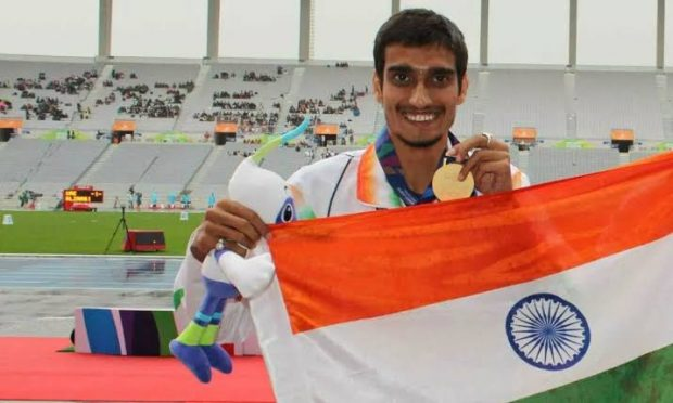Sharad Kumar won medal in Tokyo Paralympic 2020.
