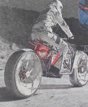 Nikobon Huki Bike for Moon