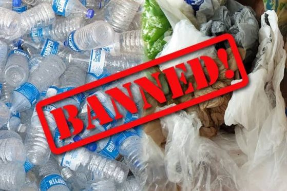 Single use plastic and thermocol banned.