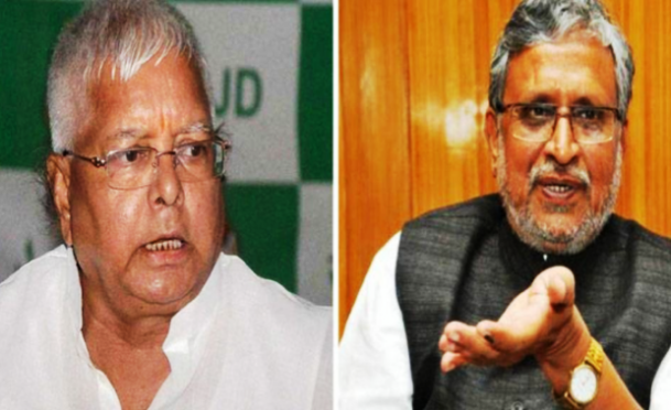 Lalu Yadav-Sushil Modi