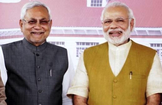 Nitish Kr-Narendra Modi
